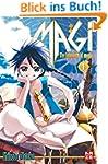 Magi - The Labyrinth of Magic 01