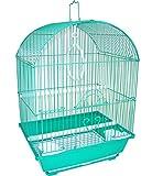 YML a1104grn rund TOP Style klein Vogelkäfig für Sittiche, 27,9x 22,9x 40,6cm
