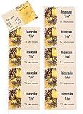 Sattleford Visitenkarte für Drucker: 250 Visitenkarten microperforiert Inkjet & Laser 250g (Visitenkarten-Druckerpapier)