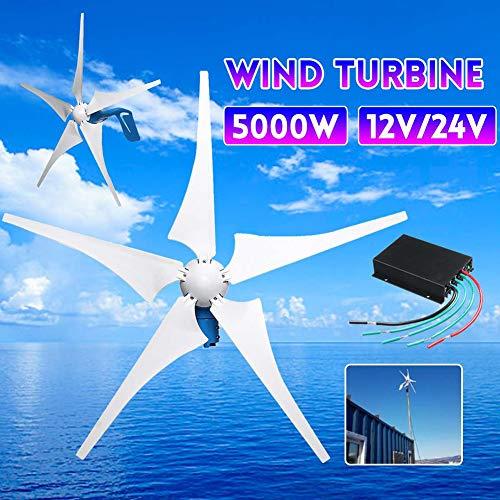 LWQ 5000W generador de Viento