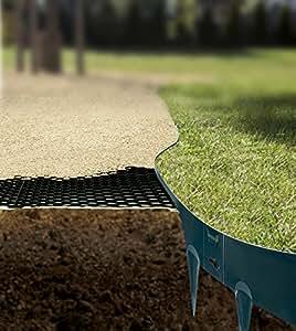 wigastone wigaway bordure m tal bordure de pelouse bordure pflasterkante randbegrenzung. Black Bedroom Furniture Sets. Home Design Ideas