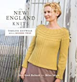 (New England Knits: Timeless Knitwear with a Modern Twist) By MacDonald, Cecily Glowik (Author) Paperback on 27-Jul-2010