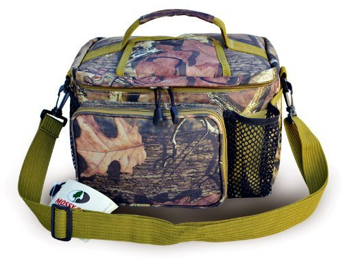Explorer Tactical 12-Can Top Open Cooler Lunch Bag Mossy Oak by Explorer