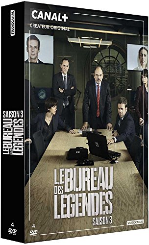 Le Bureau des légendes. Saison 3