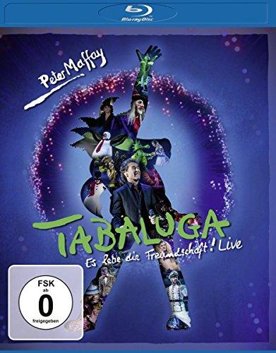 Erwachsene Für Richter Kostüm - Peter Maffay - Tabaluga - Es lebe die Freundschaft! Live [Blu-ray]