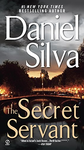 The Secret Servant (Gabriel Allon Series Book 7) (English Edition)