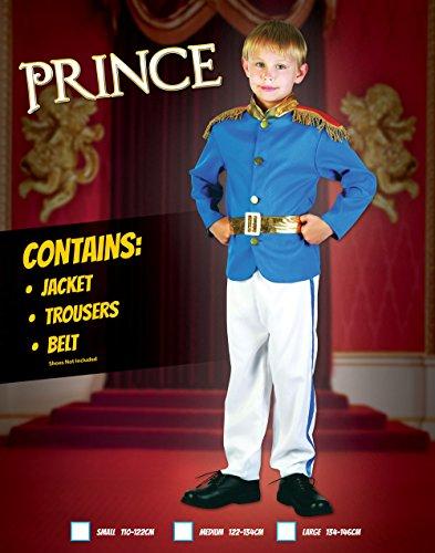 Imagen de a2z kids  disfraz de príncipe infantil, talla l cc994  alternativa