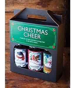 Christmas Cheer Beer Selection