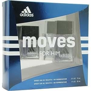 adidas Moves By adidas For Women And Men (Eau De Toilette, 30 ML)