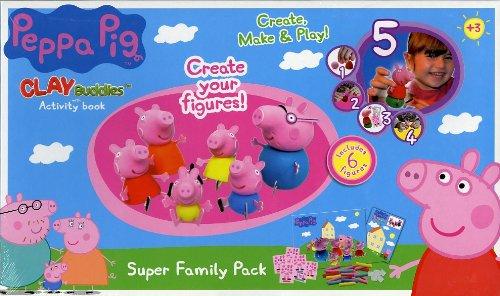 Peppa Pig Crea Con Plastilina - Family...