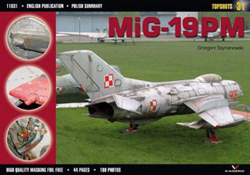 Mig-19pm (Topshots) por Grzegorz Szymanowski