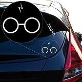 Harry Potter Aufkleber Aufkleber für Auto, Fenster, Laptop und mehr. # 482