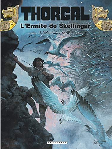 Thorgal - tome 37 - L'Ermite de Skellingar par Yann