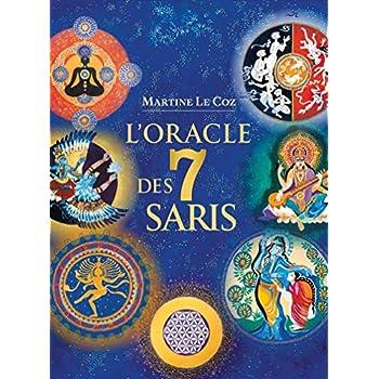 L'oracle des 7 saris : Avec 50 cartes oracle