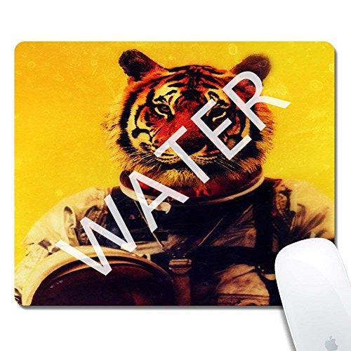 Alfombrilla de Ratón de Juego Astronauta Tigre,Mouse Pad...
