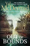 Front cover for the book Out of Bounds by Val McDermid