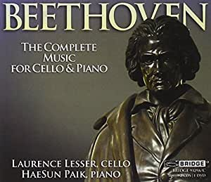 Beethoven:Works for Cello