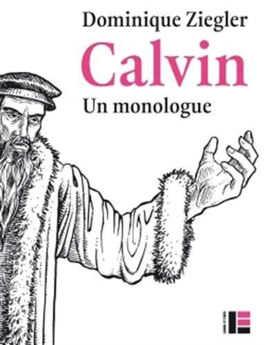 Calvin un monologue