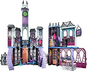 Mattel Monster High CJF48 – Mega Monsterschule