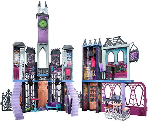 Monster High Mattel CJF48 - Mega Monsterschule
