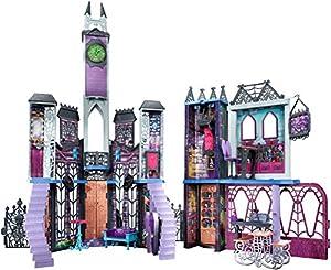 Mattel Monster High Deadluxe High School Play Set - Accesorios para muñecas (6 año(s),, 711 mm, 572 mm)