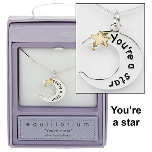 equilibrium-silver-and-gold-plated-necklace-with-half-moon-and-star-stone-set-pendant-youre-a-star-4