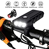 Bicycle Lights 3000 Lumens Rechargeables - Best Reviews Guide