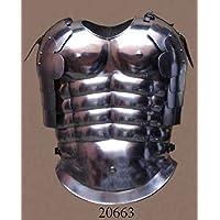 Costume greco NAUTICALMART indossabile muscolo pettorale armatura