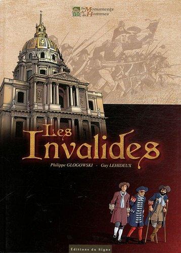 Histoire des Invalides en BD (l')