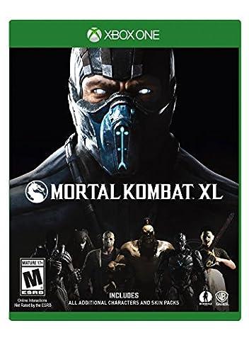 Mortal Kombat XL - Xbox One by Warner Home Video - Games