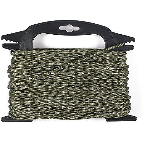 campsnail Paracord bobina di filo di nylon