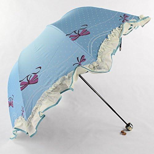 Mdrw-fashion ombrelloni ombrellone 30% nero creativo ombrello prossoezione UV ombrellone, ombrellone, ombrellone, blu B06W5993HW Parent | Negozio online di vendita  | Nuovo Stile  | Moda  | Ricca consegna puntuale  ed4e57