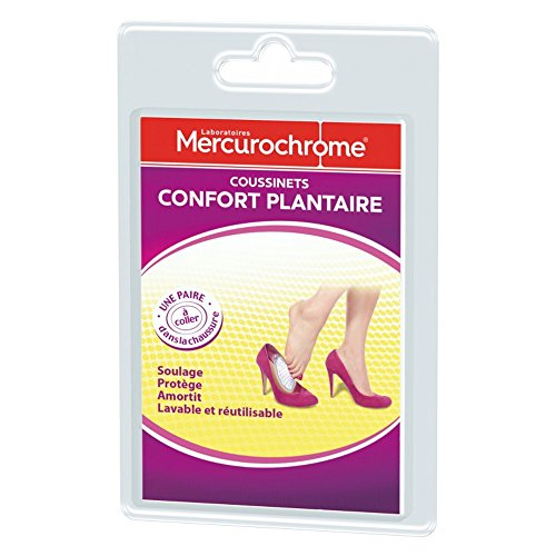 Mercurochrome Coussinet Confort Plantaire X2