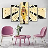 Canvas Painting 5 Piece Home Decor Wall Arts Room Wall Art Decorations A Space Odyssey Movie Characters Modern Posters SJDBF