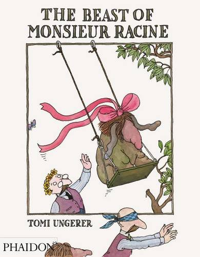 The beast of Monsieur Racine (Libri per bambini)