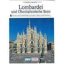 DuMont Kunst Reiseführer Lombardei und Oberitalienische Seen