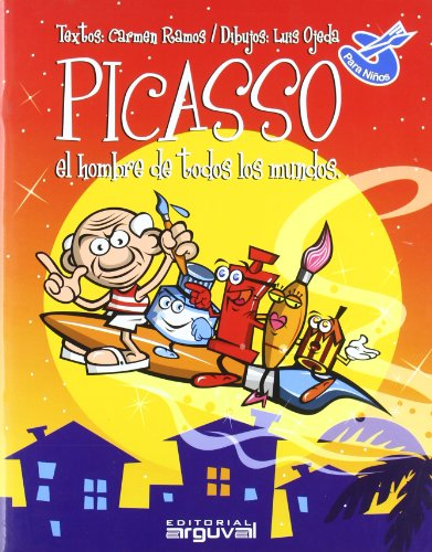 Picasso Para Niños (COLECCIÓN INFANTIL) - 9788496435070
