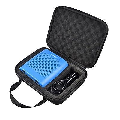 Poschell dur Voyage de protection EVA antichoc Housse de transport Sac pochette de rangement pour Bose Soundlink couleur sans fil Bluetooth Speaker de Poschell
