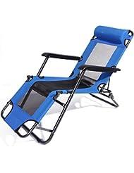 Freizeit Klappstuhl leicht tragbar Außen Lehnstuhl Siesta Klapp