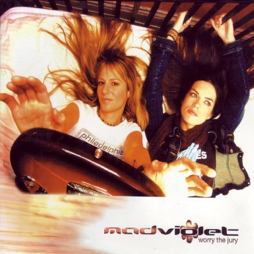 Worry the Jury By Madviolet,Madison Violet (2010-05-24)