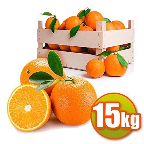 Naranjas frescas de Valencia 15 kg Naranjas - Fruta Natural
