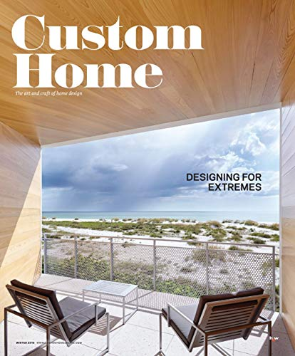 Custom Home: The art and craft of home design (English Edition)