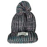 Die besten Freunde Beanie Babies - Frauen Winter Warm Ball Strickmütze Warme Gehörschutz Beanie Bewertungen
