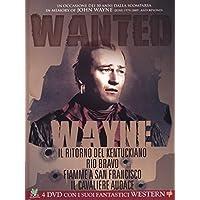 John Wayne - Wanted