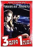 MegaHIT 7: Piekielna zemsta / Zamieć / Observe & Report - Zlap, zakapuj, zablyśnij [BOX] [3DVD]