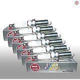 6 x NGK Bujía 1208 Laser Iridium