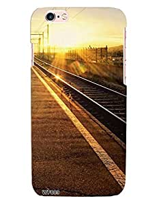 Railway Track Case for Apple iPhone 6+ / 6s+ from Wrap On!