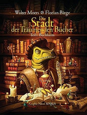 Die Stadt der Träumenden Bücher (Comic): Band 1: Buchhaim