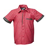 Beanie Bugs Red Shirt for Boys (3-4 Years)