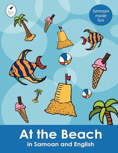 At the Beach in Samoan and English (Tui Language Books)